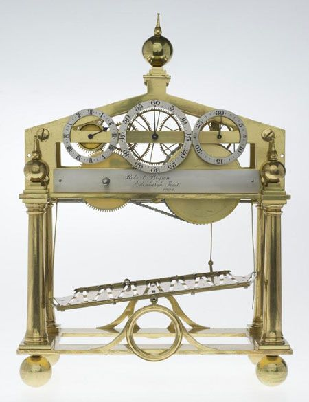 National Museums Scotland Beautiful Clock Clock Antique Clocks