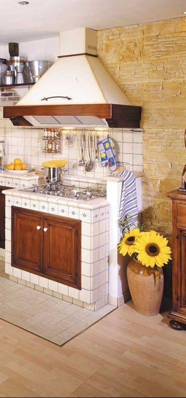 Modelli Di Cucina In Muratura. Finest Cucina In Muratura Piccola ...