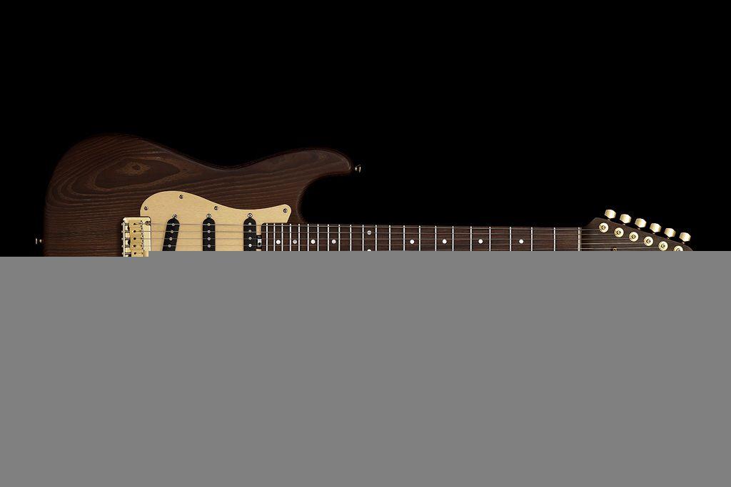 Guitars: - STK Ash Roasted Body - Ironwood Neck