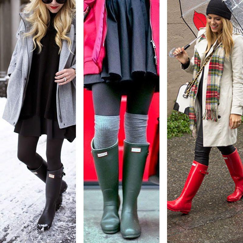 Rain boots fashion, Rain boots, Rain wear