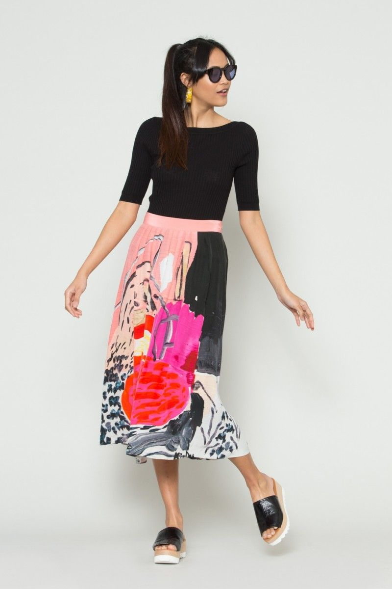 Gorman Online :: Scape Skirt - Skirts - Clothing - Shop