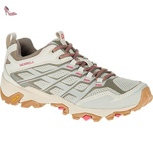 MERRELL WOMENSLADIES TERRAN Convert II Mesh Nubuck Leather