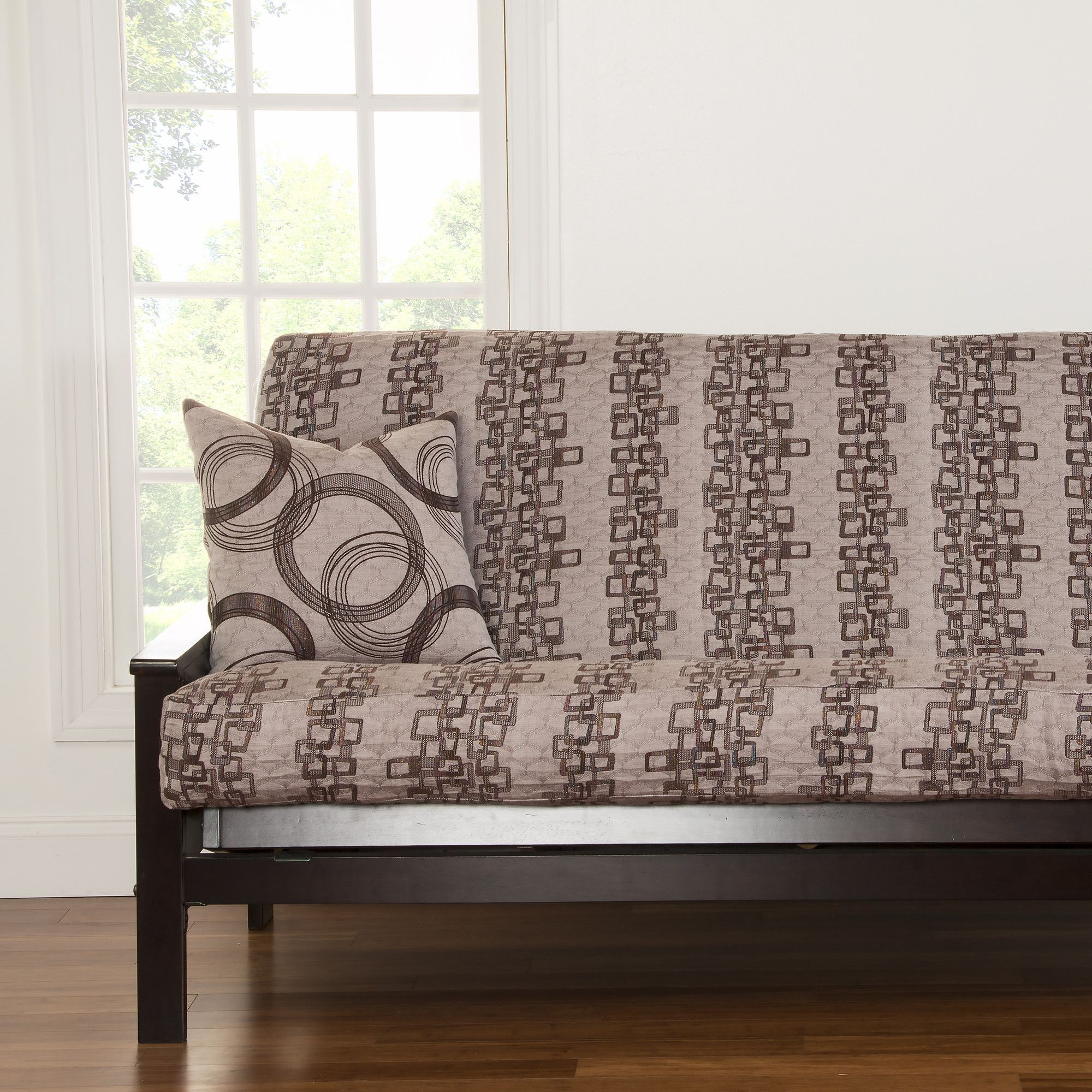 slipcover cover shopping pin the covers futon best on prices overstock baroque genoa