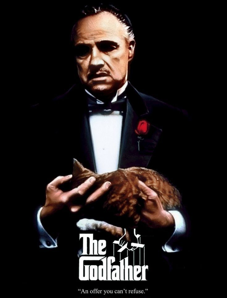 Quot The Godfather Quot Al Martino Marlon Brando1972 I V C Black And White Tuxedo Bowtie Bow Tie Talking Gesturing Der Pate Don Vito Corleone Filme