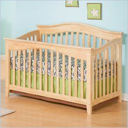 Atlantic Furniture Windsor Convertible Crib In A Natural