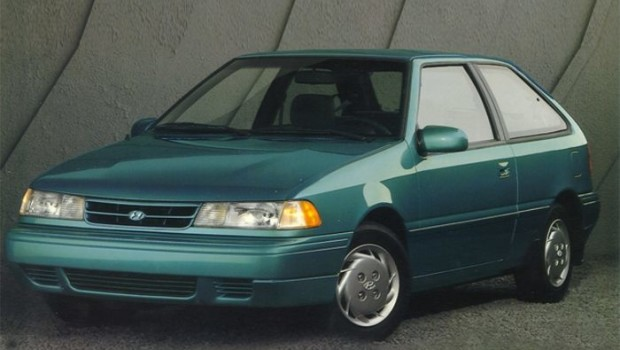 Time For Throwbackthursday With A 1993 Hyundai Excel Tbt Hyundai Hyundai Cars Excel