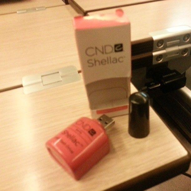 I ♥ CND Shellac mania! www.cndshellac.it