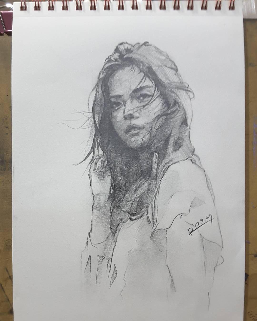 4b charcoal draw drawing sketch artwork pencil doodle art 드로잉 스케치 연필스케치 손그
