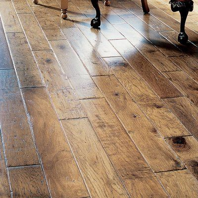 Virginia Vintage 5 Engineered Hickory Hardwood Flooring In
