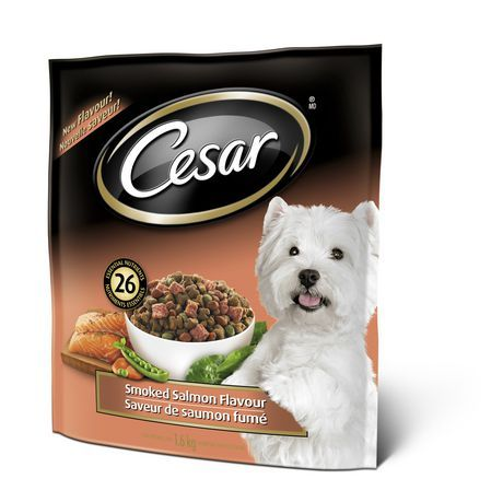 Cesar Smoked Salmon Small Dogs Food Dog Food Recipes Smoked