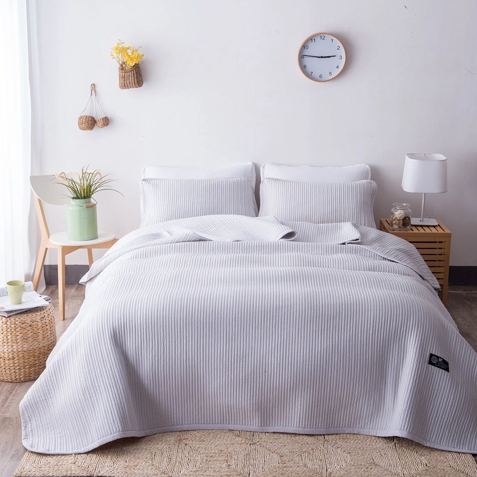 are summer summerbedding bedding decorate update howtodecorate your to bed pattern how a great for stripes