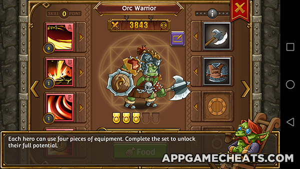 Tavern Heroes Tips, Cheats & Hack for Coins & Gems Action