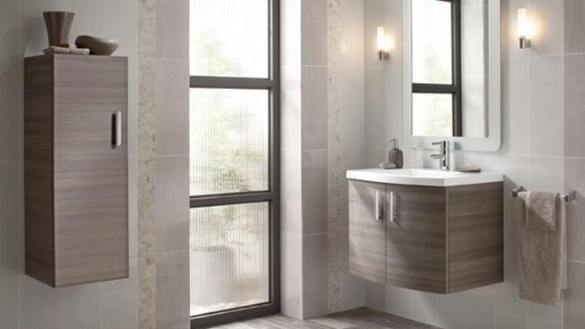 salle-de-bains-bois-gris-lapeyrejpg (656×369) Salle de bains