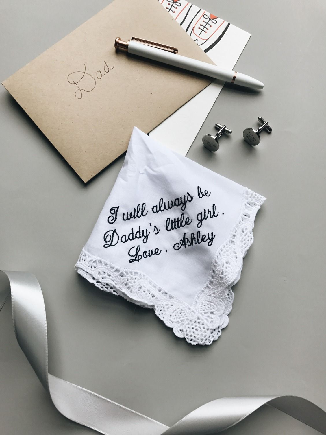 Wedding Gifts For Your Dad That Are Equally Sentimental And