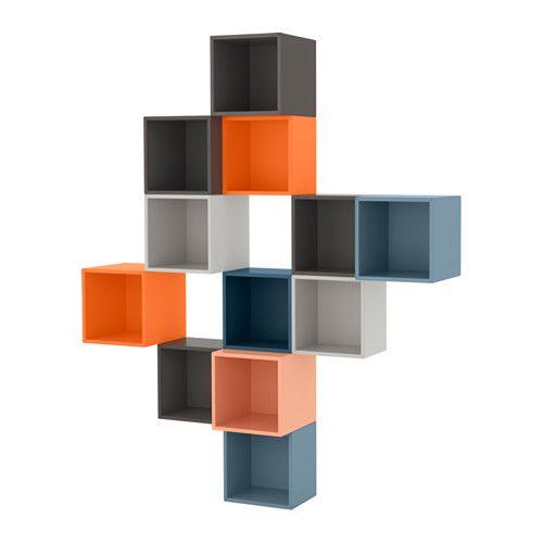 Meubels Verlichting Woondecoratie En Meer In 2020 Eket Wall Mounted Cabinet Ikea Eket