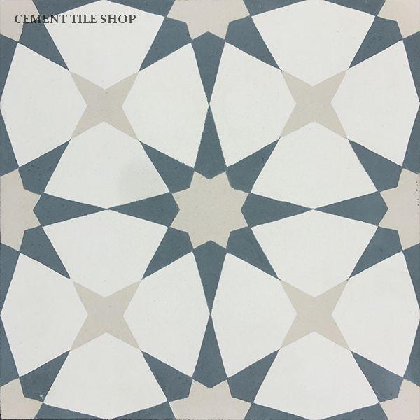 Cement Tile Shop - Encaustic Cement Tile Atlas III