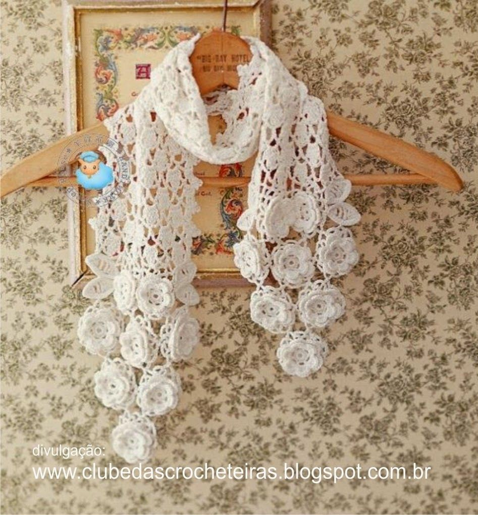 Crochet Scarf Diagrams Projects To Try All Shawl Stitch Doris Chan Ergahandmade Diagram Granny Square