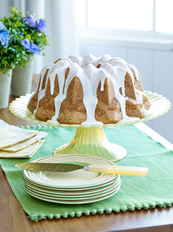 Easy Easter recipes: Lemon-Ginger Pound Cake