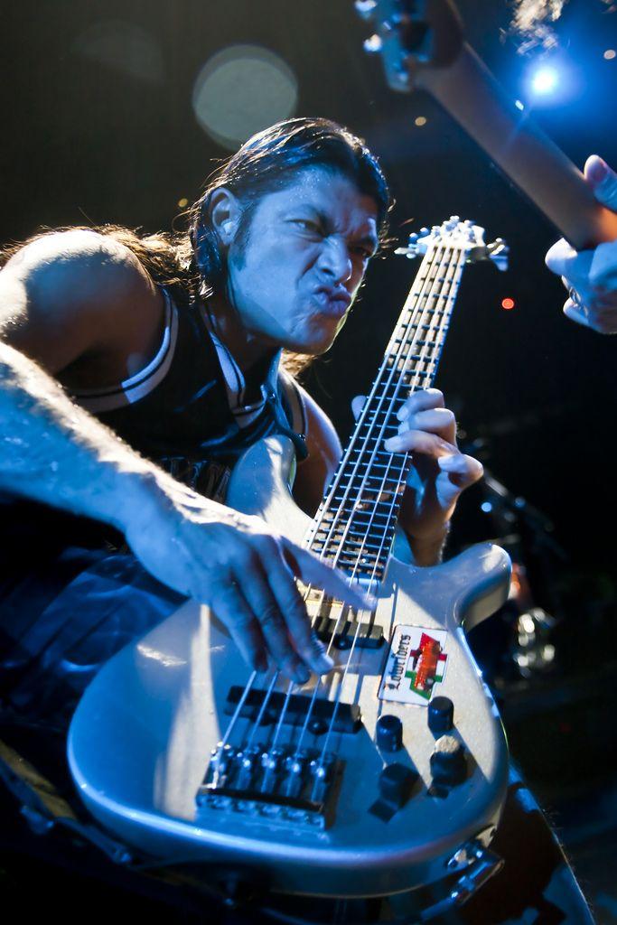 Robert Trujillo - Metallica, Suicidal Tendencies, Infectious Grooves, Mass Mental, Black Label Society, Ozzy Osbourne, Medication, Jerry Cantrell, Glenn Tipton