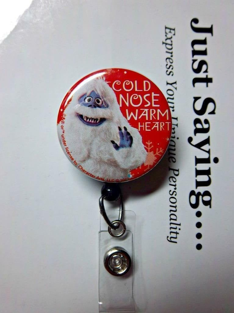 SNOW MONSTER from Iconic Rudolph Movie Cold Nose Warm