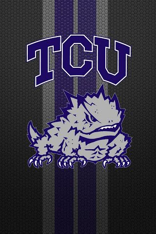 TCU Horned Frogs IPhone Wallpaper