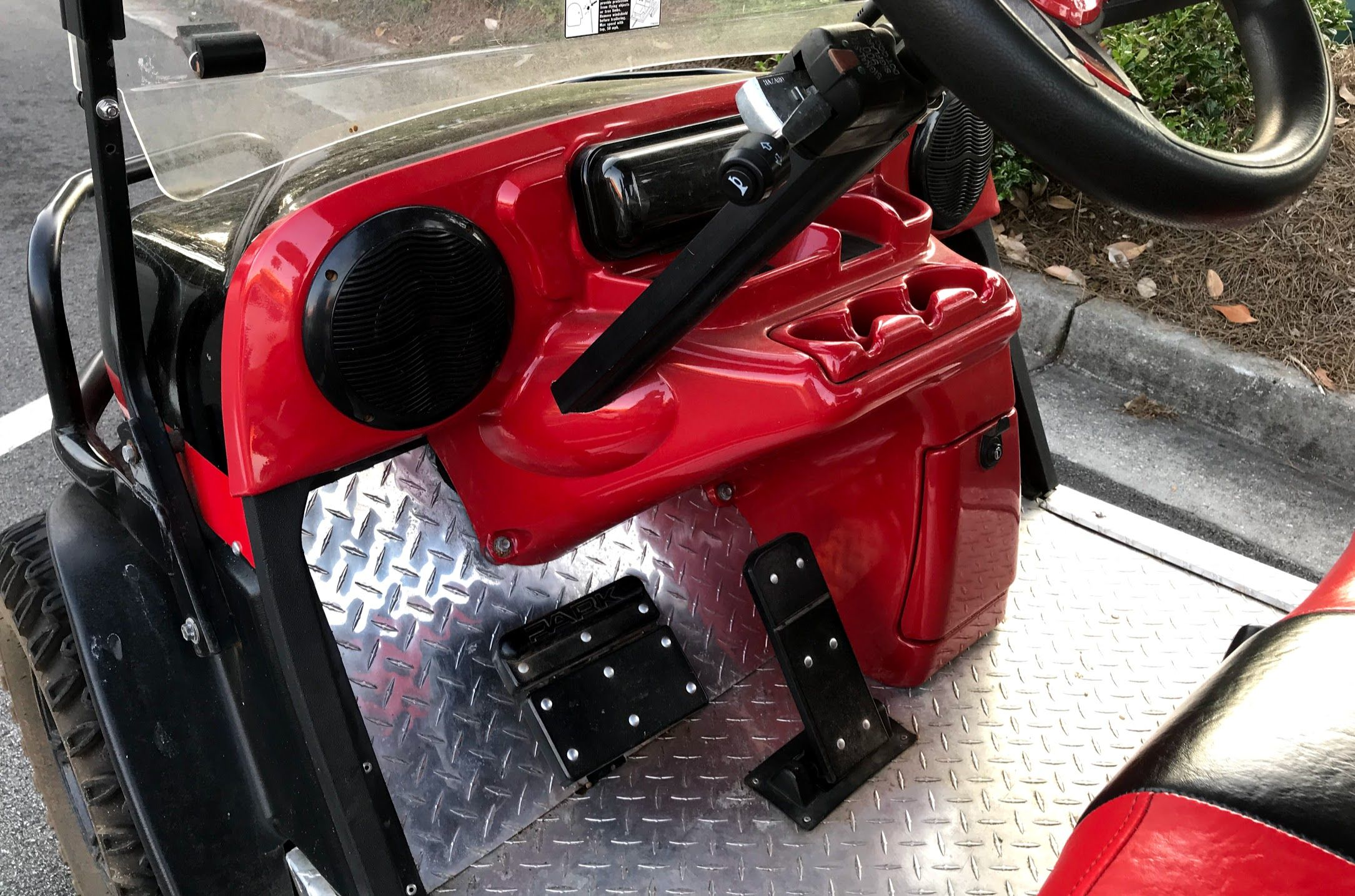 Golf Cart Floor Mats For Better Protection While Adding A Custom