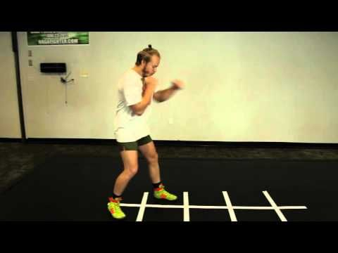 Foot Work Drills For The Beginner Boxer Youtube Boxing Training Workout Boxing Techniques Boxing Training