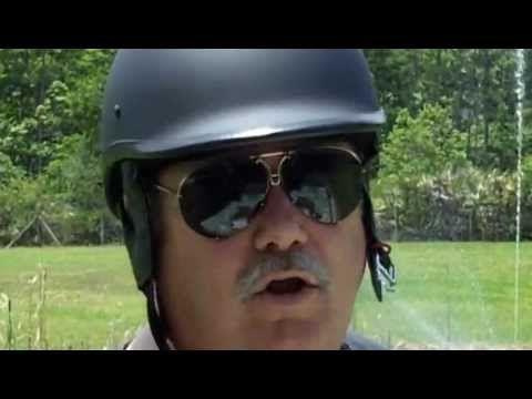 HCI 105 Polo Motorcycle Helmet