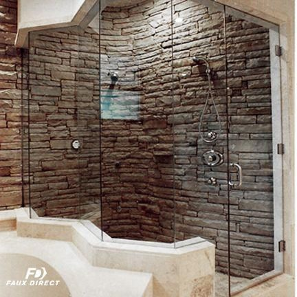 waterproof and moisture resistant-- you can install faux