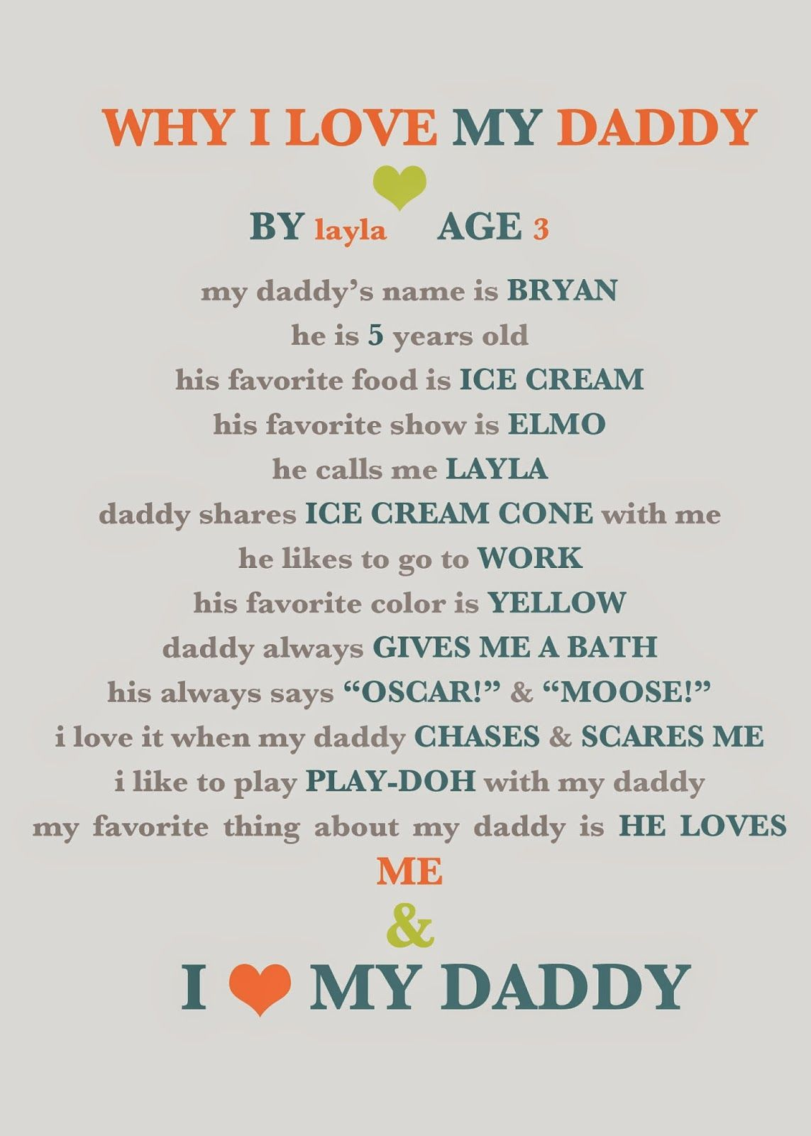 Cute Father S Day T Ideas