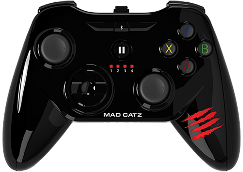 Mad Catz C.T.R.L.i Game Controller Information Overview