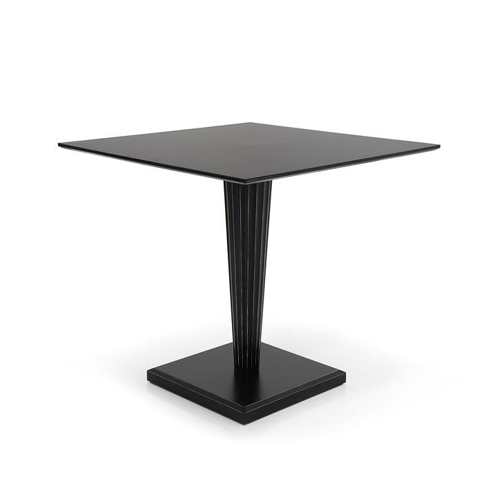 At The Table Or On The Table Simple And Modern Square Table Atene Sevensedie Table Furniture Dining Table Table Furniture