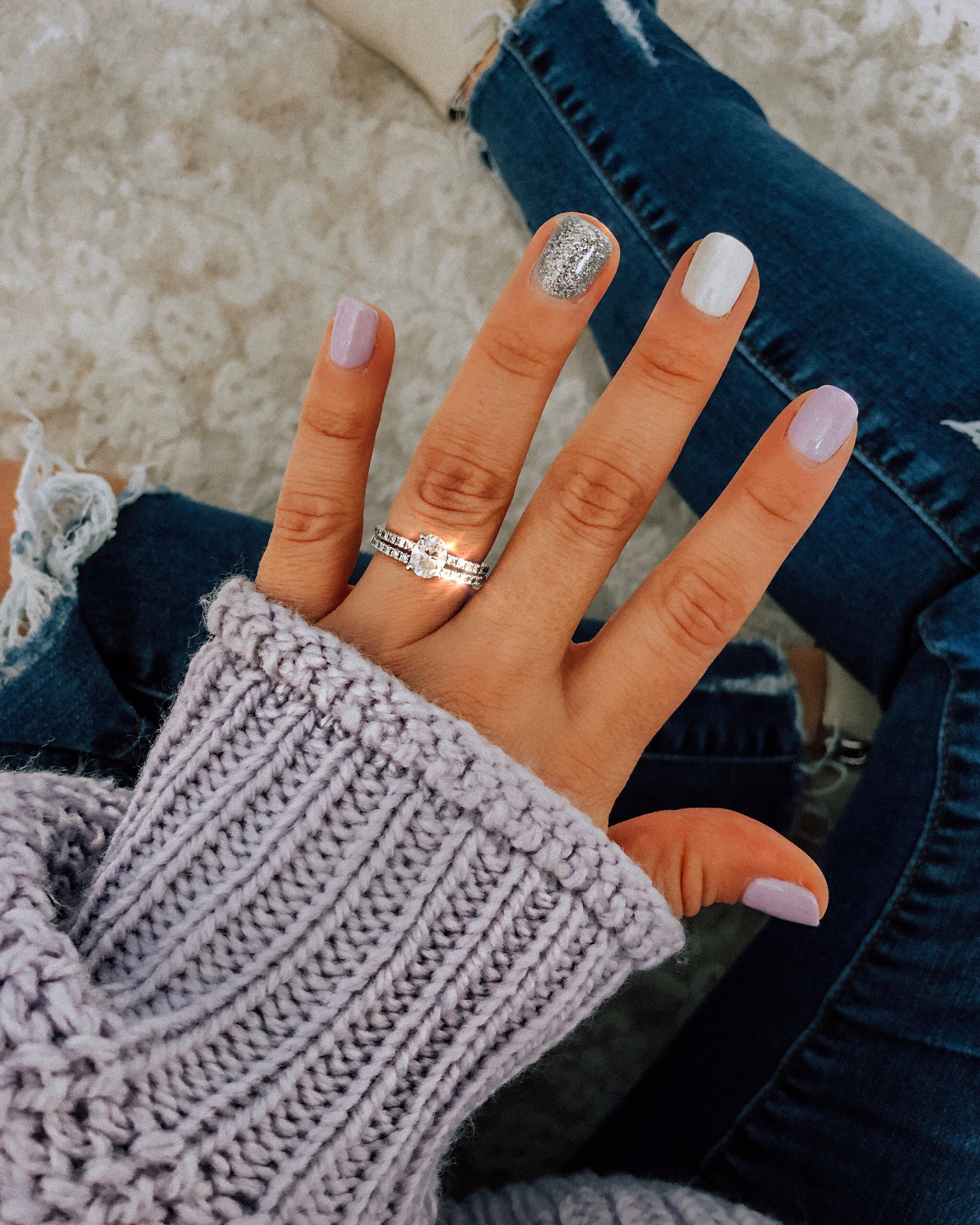 Mani Monday Gel Manicure Ideas For Short Nails 1 Gel Manicure Short Nails Short Gel Nails