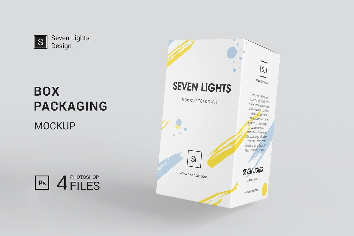 Download Box Packaging Mockup In 2020 Packaging Mockup Box Mockup Box Packaging Yellowimages Mockups