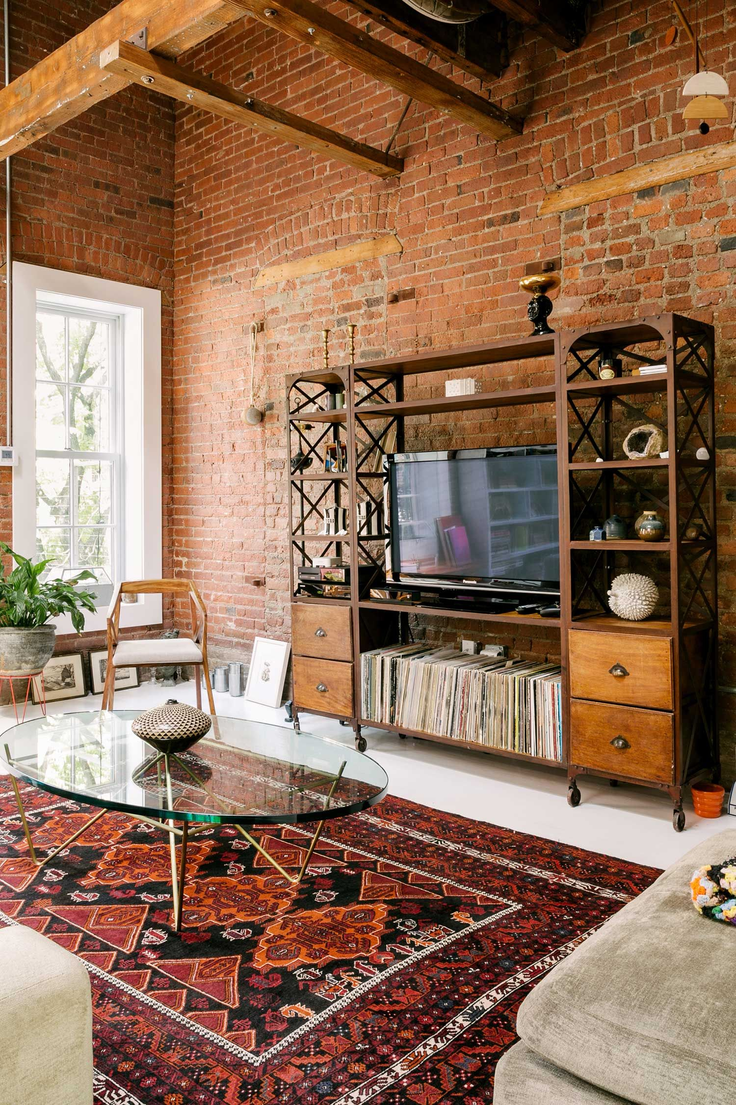 An Eclectic Loft in the West Village | Rue | dwell | Pinterest ...