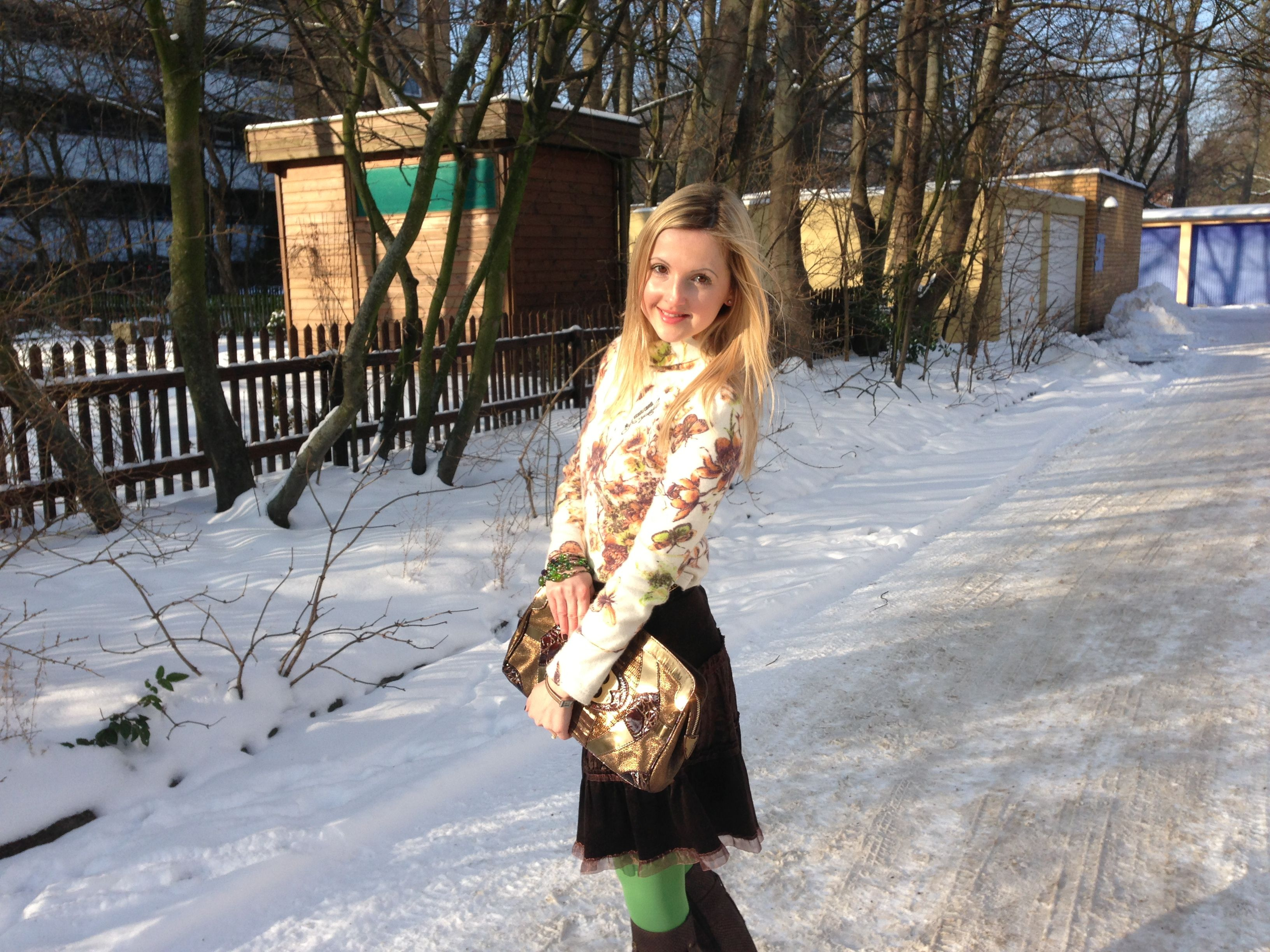 BRACCIALINI BAG MADE A SUNNY DAY  http://www.hannoverfashion.com/outfit/braccialini-bag-made-a-sunny-day/