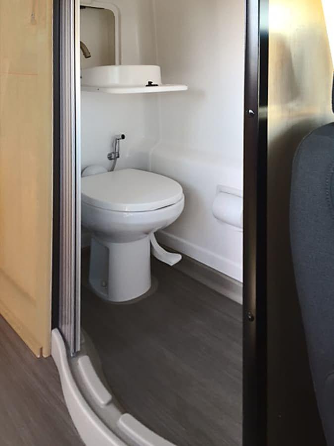 Sprinter Van Bathroom Kit: Winnebago Launches Ford Transit-based Paseo Camper Van