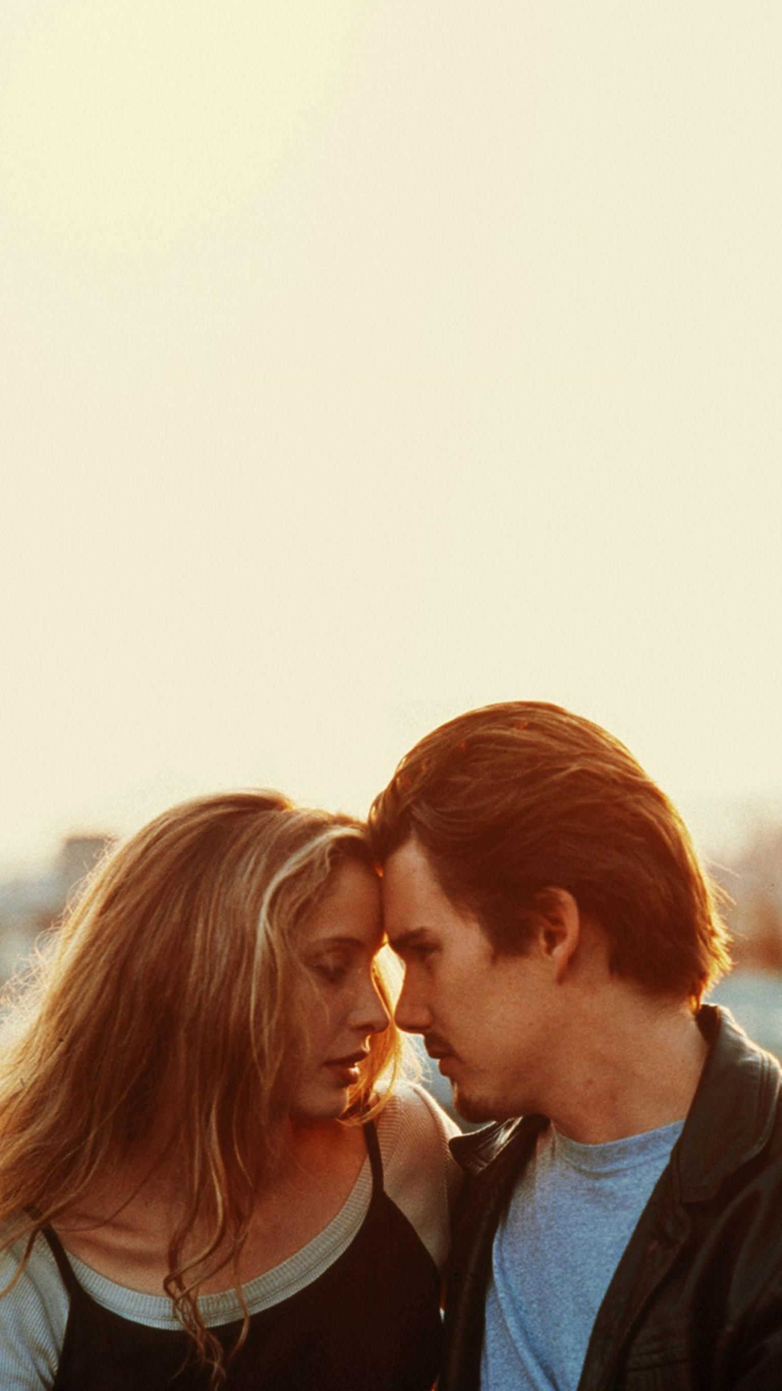 Before Sunrise (1995) Phone Wallpaper #filmposters