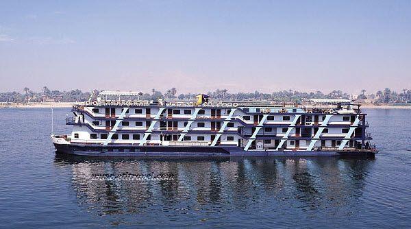 Reve Du Nil Nile cruise | Cruise, Floating hotel, Egypt
