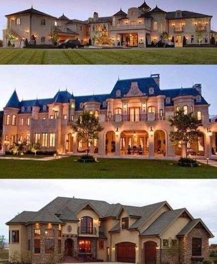 20+ Ideas House Dream Mansions Balconies #dreammansion