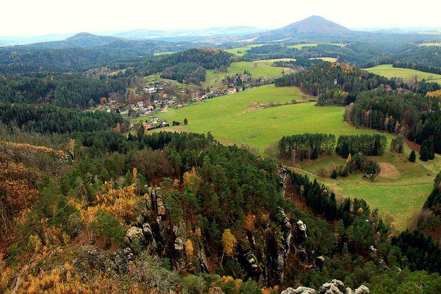 Českosaské Švýcarsko/Bohemian Switzerland, Czech Republic, Česko, Csehország, République tchèque