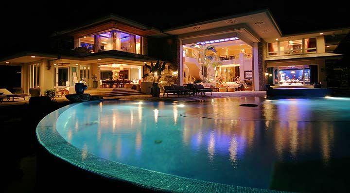 Dream Back Yard Pool Rumah Selebriti Rumah Indah Denah Rumah Modern
