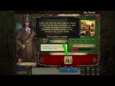 Nightfall: An Edgar Allen Poe Mystery (Part 1): Figuring Out the Game - YouTube