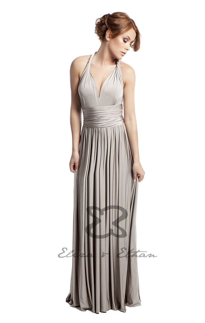 Eliza and Ethan - Multiway - Infinity - Bridesmaids Dresses ...