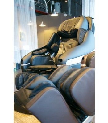 This is not just a massage chair; it's a total, holistic health maintenance solution. Combining the very best of Japanese technology with Western style and comfort, no other chair can match it's capabilities in terms of total body massage area and variety of massage types and combinations available.