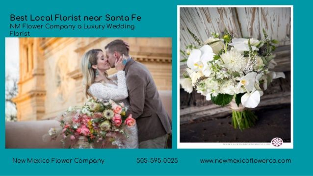 Buy Local Santa Fe Wedding Flowers Near Me From New Mexico