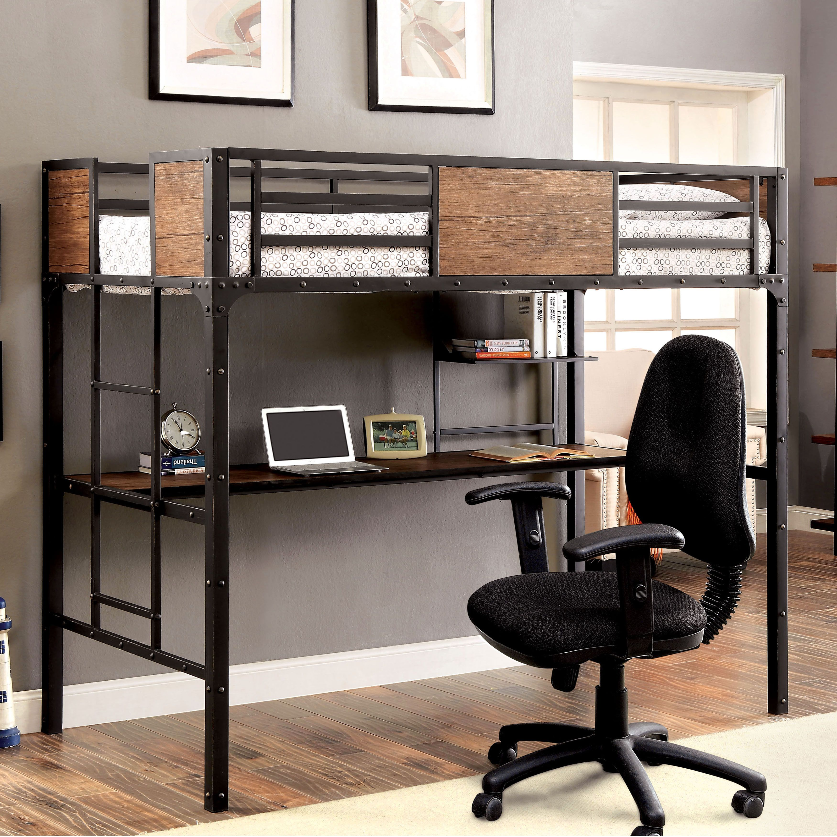 of new bunk luxury bed ideas kids plans love beds desks combo wood will free loft amp the desk