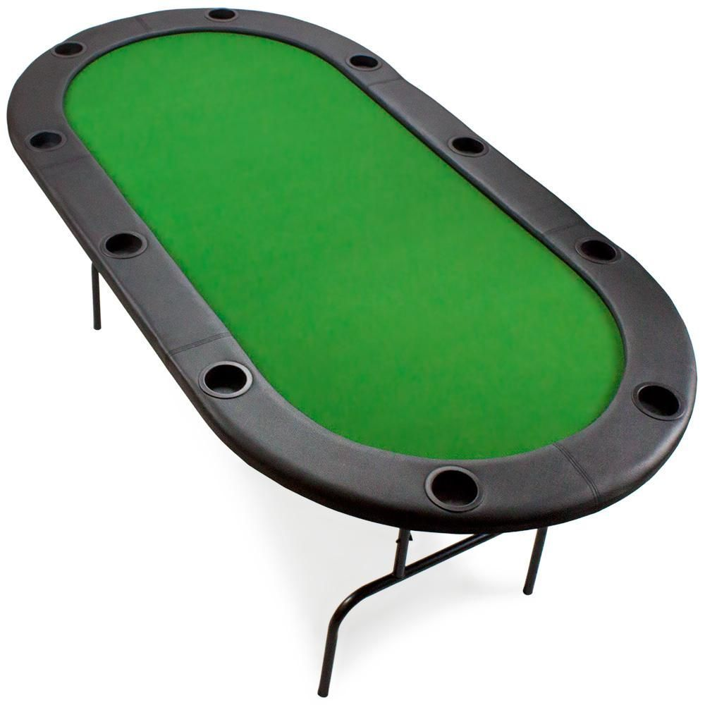 10 Player Metal Frame Table 82 X 42
