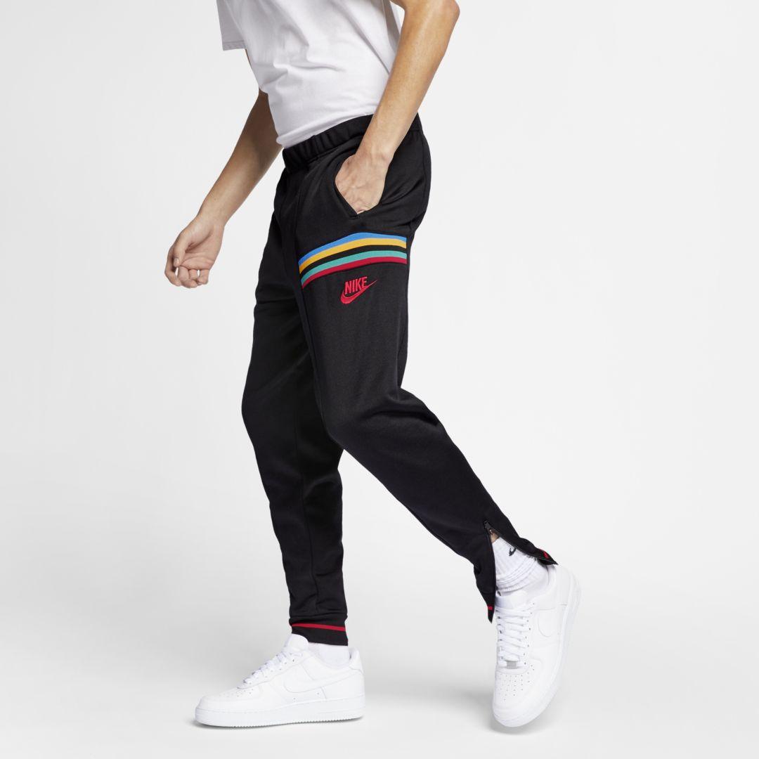 Nike Sportswear Men's French Terry Pants Size 2XL (Black