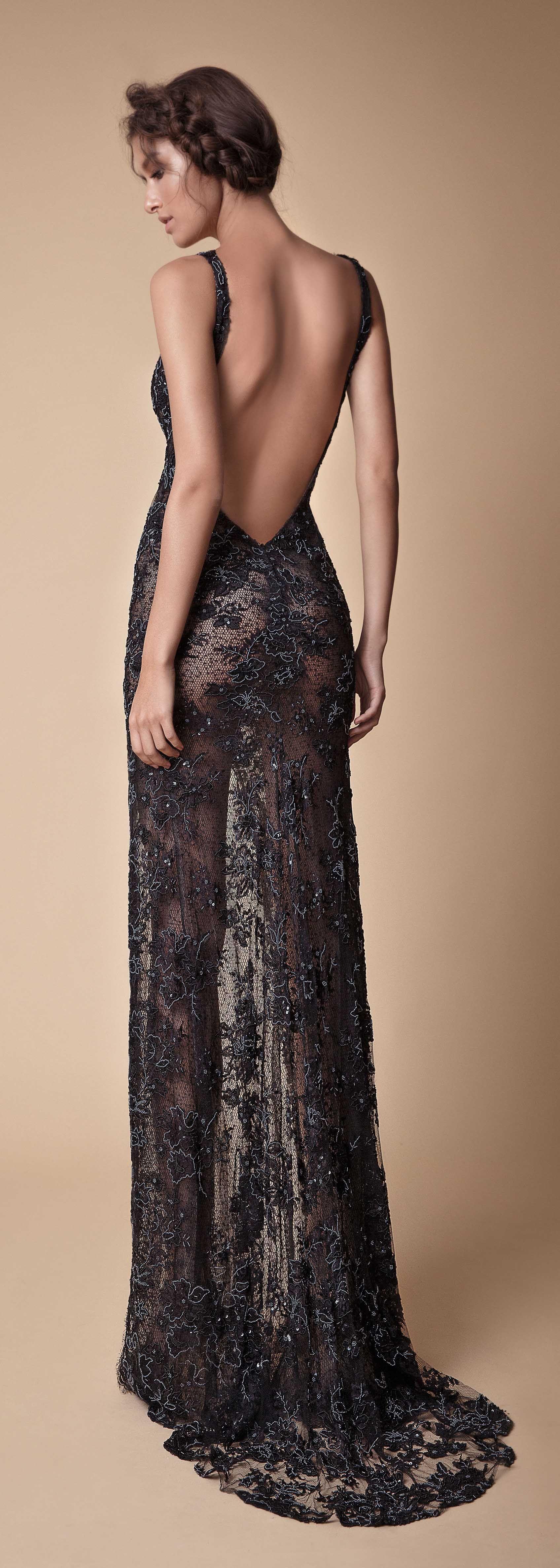 Los vestidos de noche tienen que ser largos